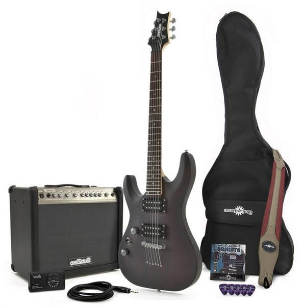 etui guitare electrique