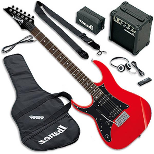 guitare electrique demi caisse