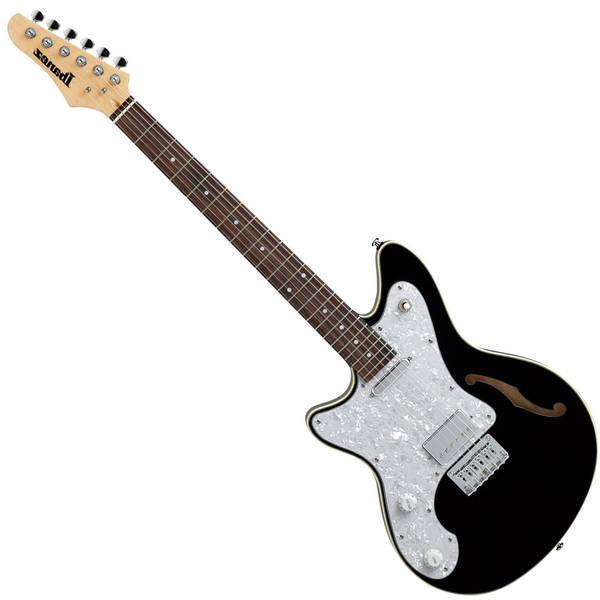 guitare electrique bleu