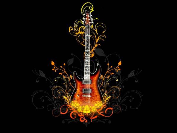 type de guitare electrique