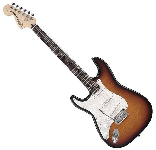 guitare electrique vintage