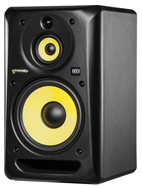 Enceintes audio monitor bronze 6