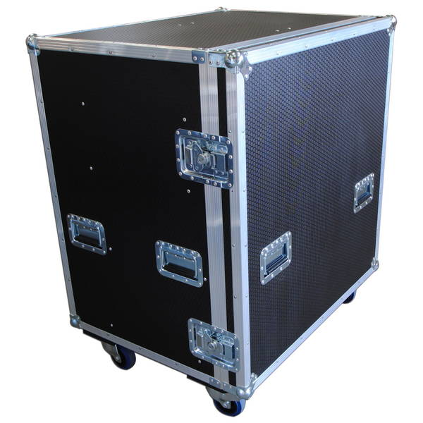 american audio flight case