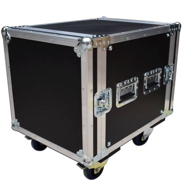 led screen flight case