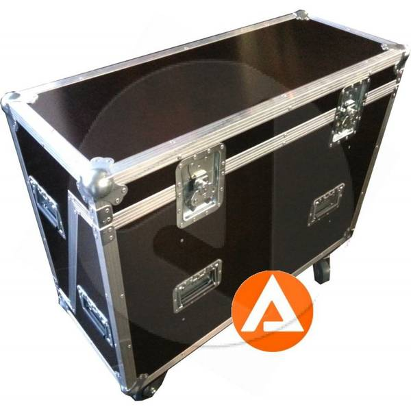 Numark mixtrack pro 2 flight case