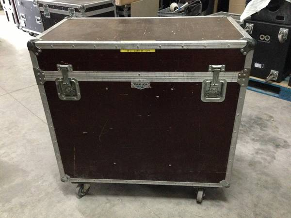 fender precision bass flight case