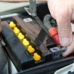 Comment nettoyer une batteri ?