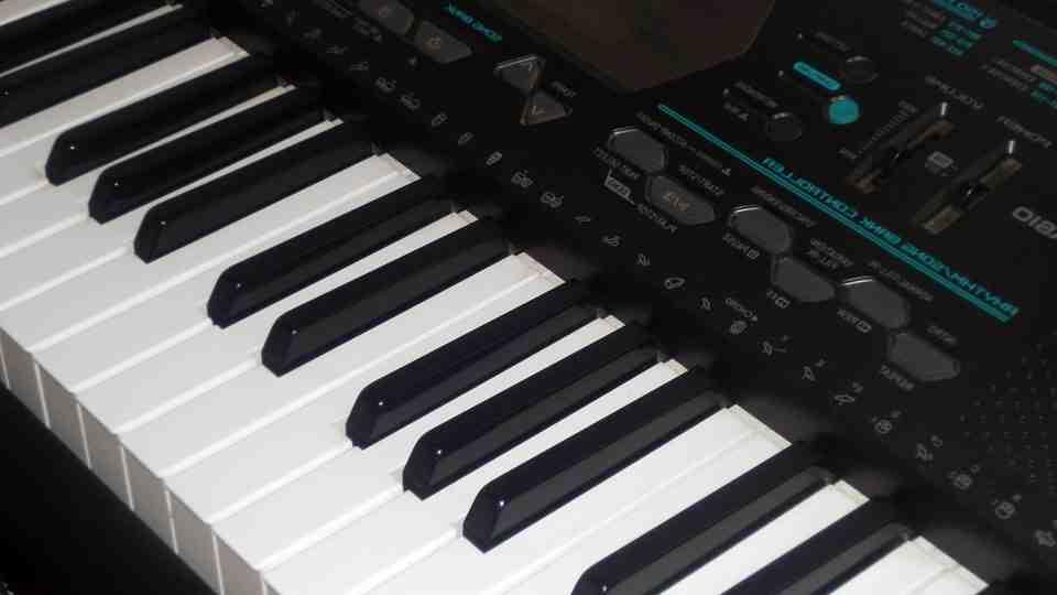 Comment sonoriser un clavier ?