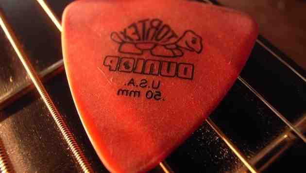 Comment est fait la guitare ?