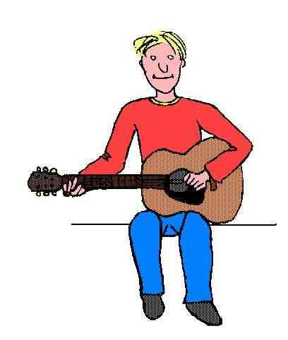 Comment faire le la à la guitare ?