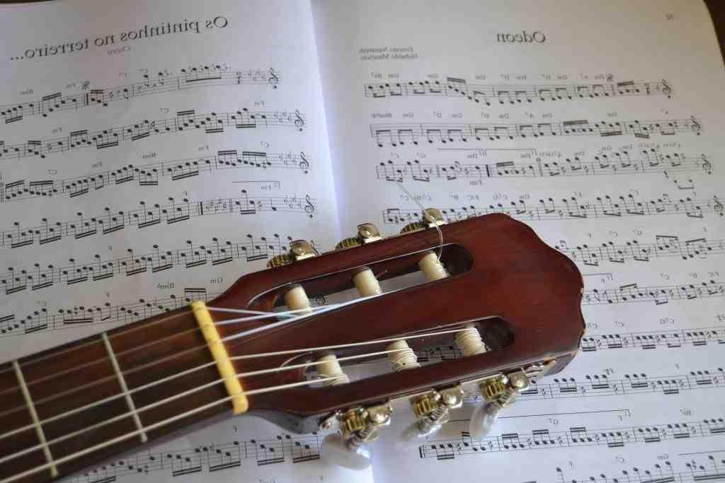 Comment fonctionne le manche d'une guitare ?