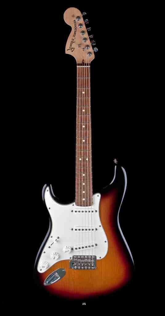 Où a été inventé la guitare électrique ?