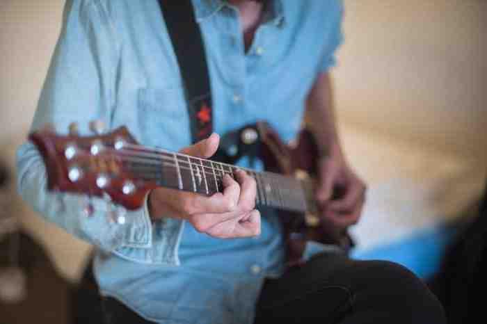 Où se trouve le DO sur une guitare ?