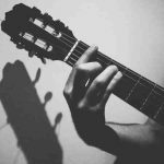 Où se trouve le la sur la guitare ?