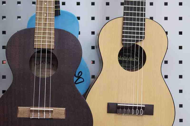 Quand a été créé la première guitare ?