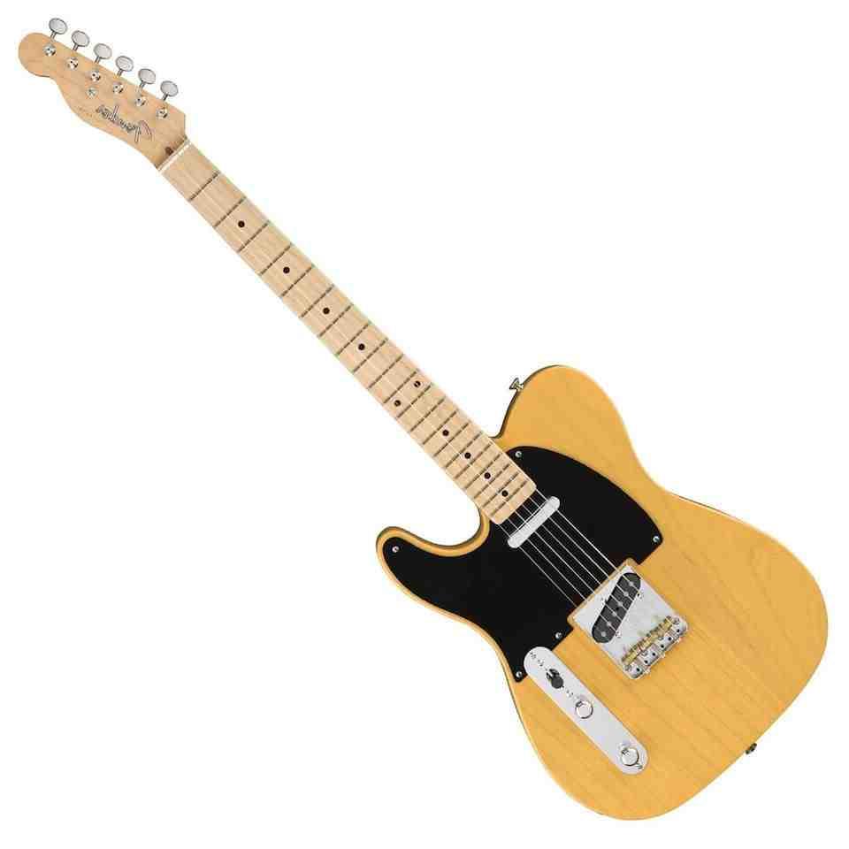 Quand est née la guitare ?