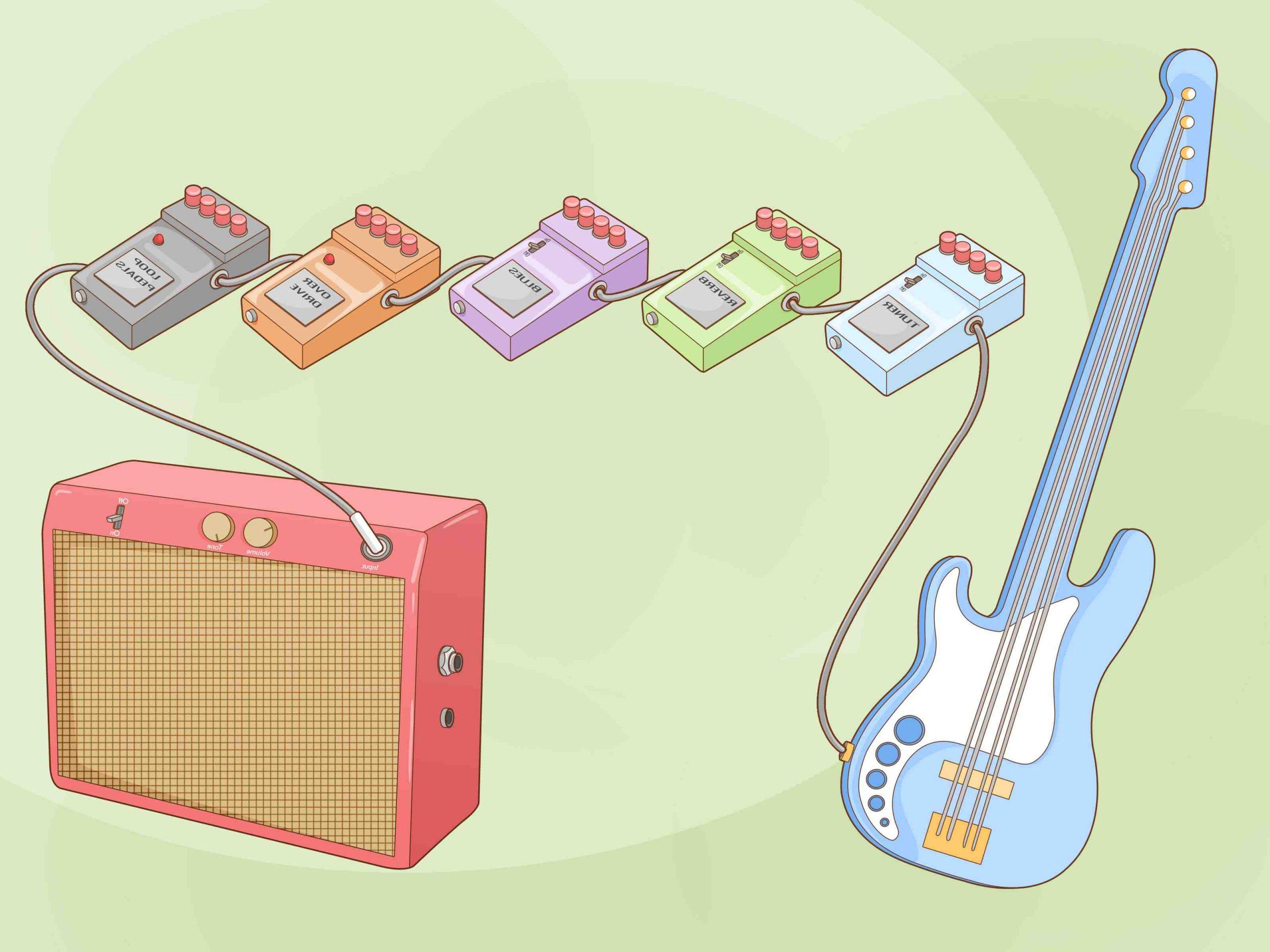 Comment changer le son d'une guitare électrique ?
