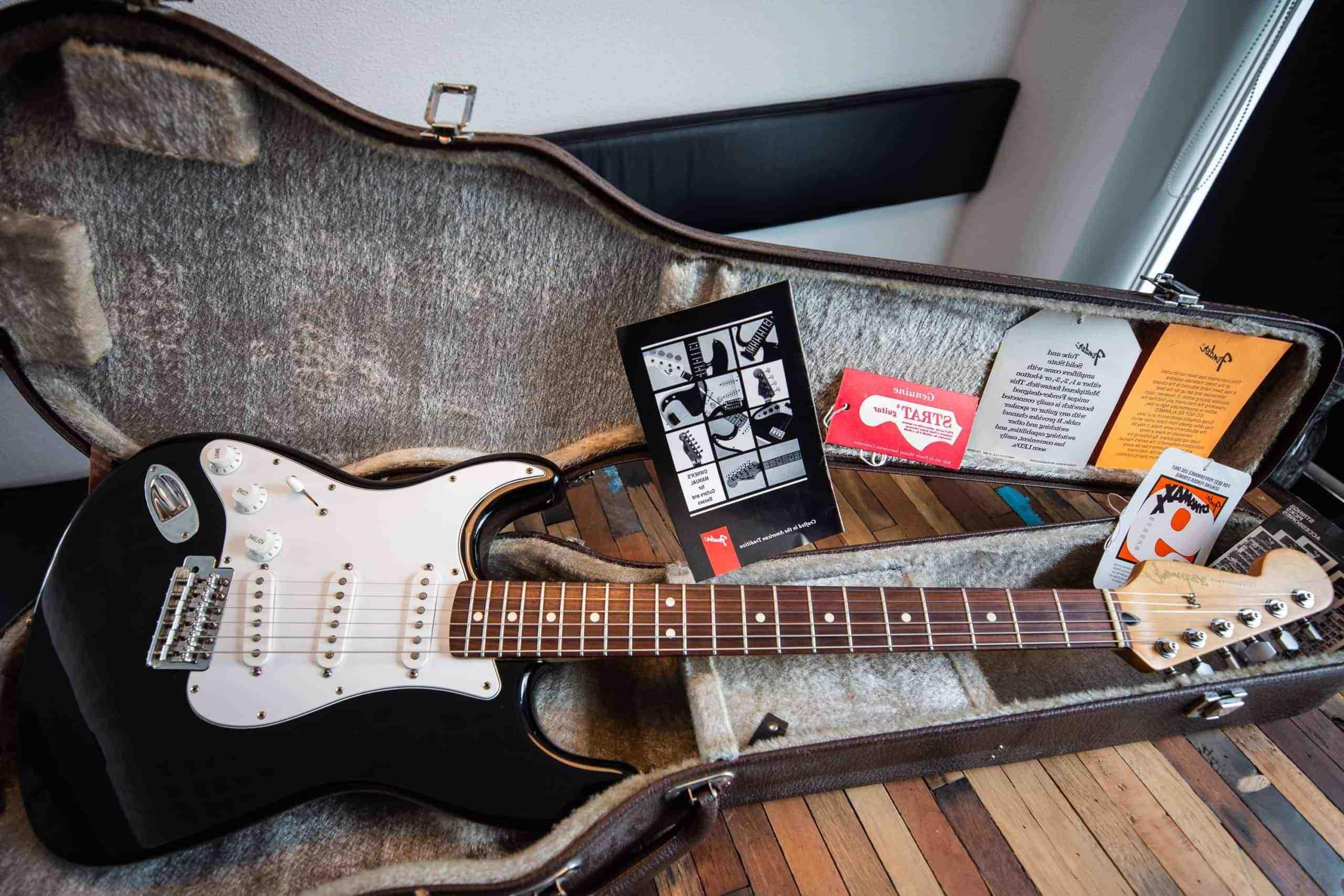 Est-ce facile d'apprendre la guitare electrique ?