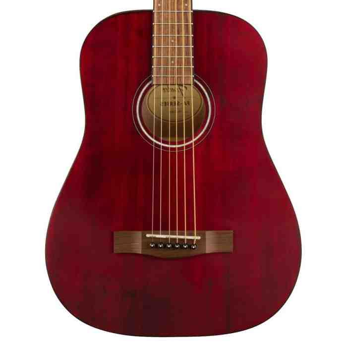 Quel budget pour une guitare acoustique ?