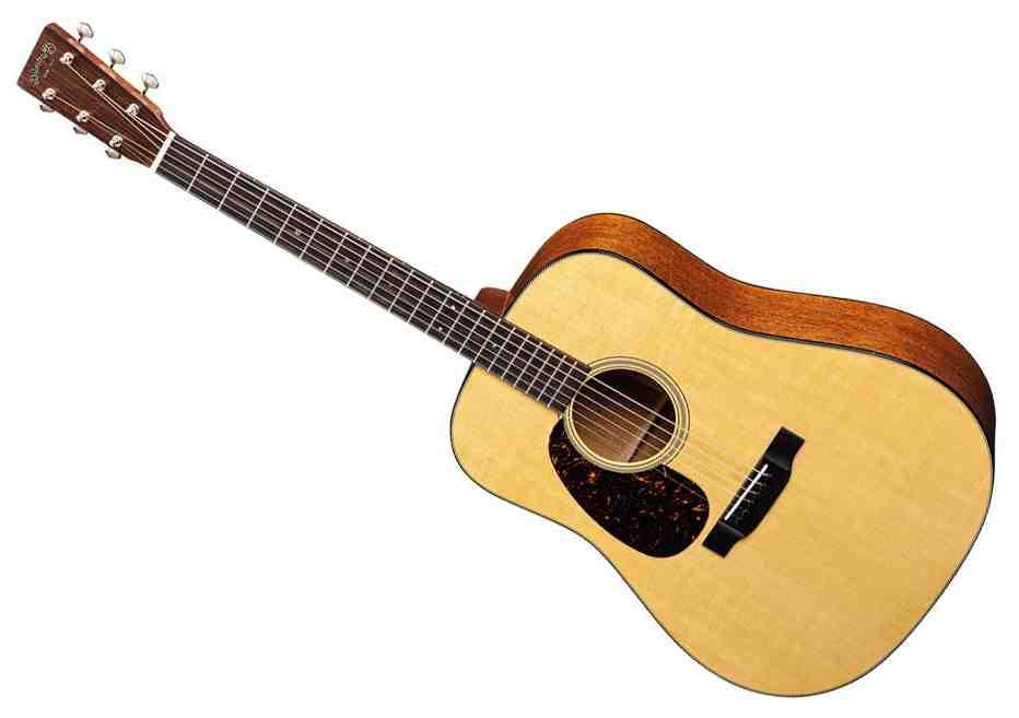 Quelle est la meilleure guitare acoustique folk ?