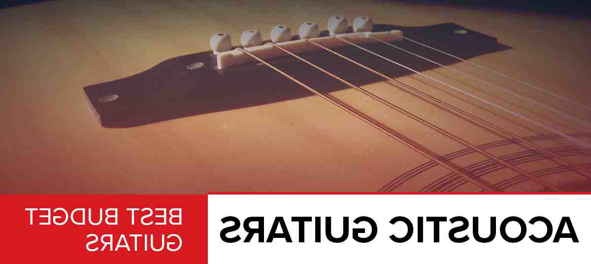 Quelle guitare acoustique haut de gamme ?