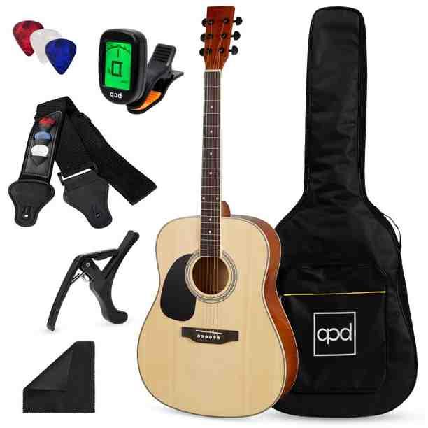 Quelle guitare acoustique pour 500 € ?