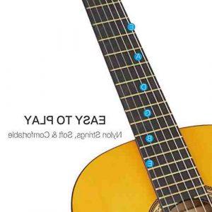 Quelle taille de guitare classique pour adulte ?