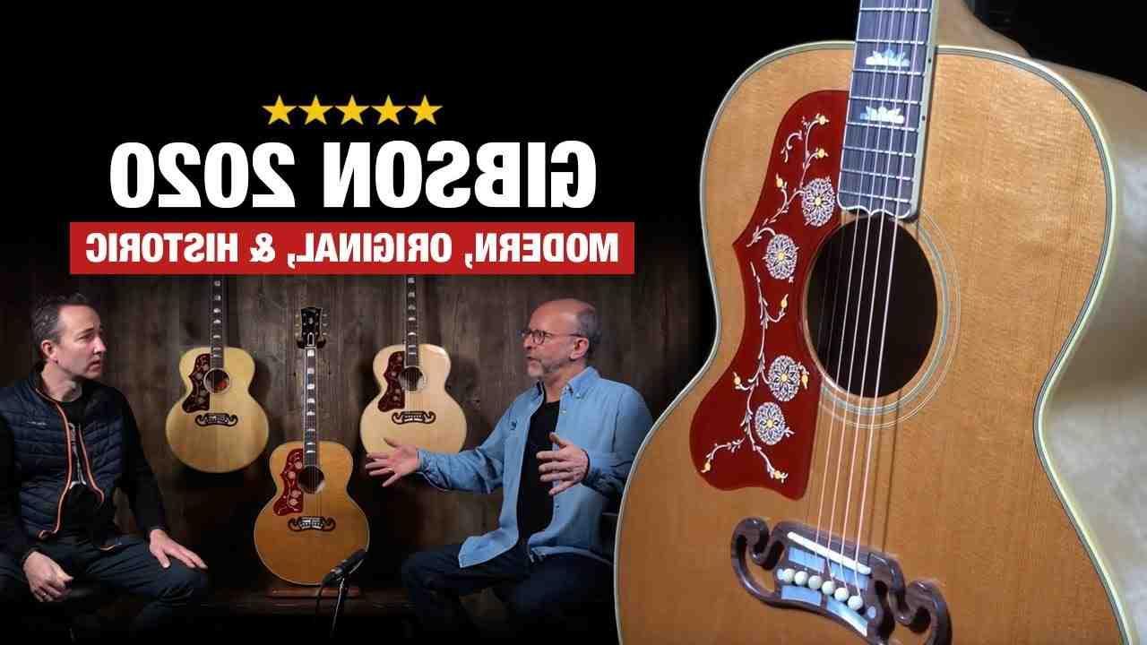 Quelles sont les meilleures guitares du monde ?